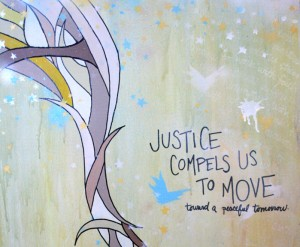 "Brandi Staley, ""Justice Compels us to Move"""